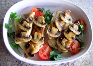 balsamic.mushrooms